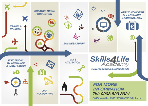 Skills4Life Academy announces the 24+ Advanced Learning Loan