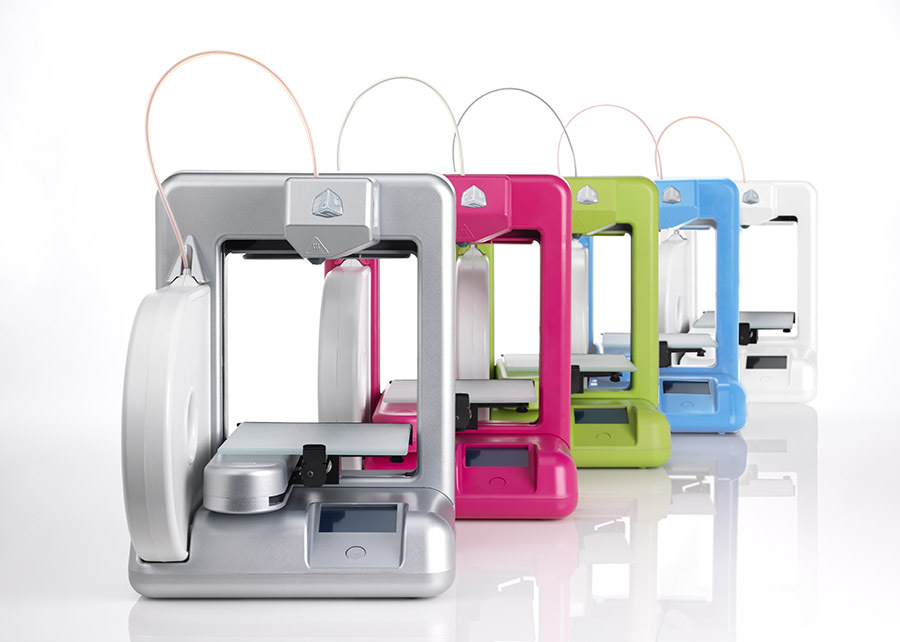 Make anything with this 3D printer!