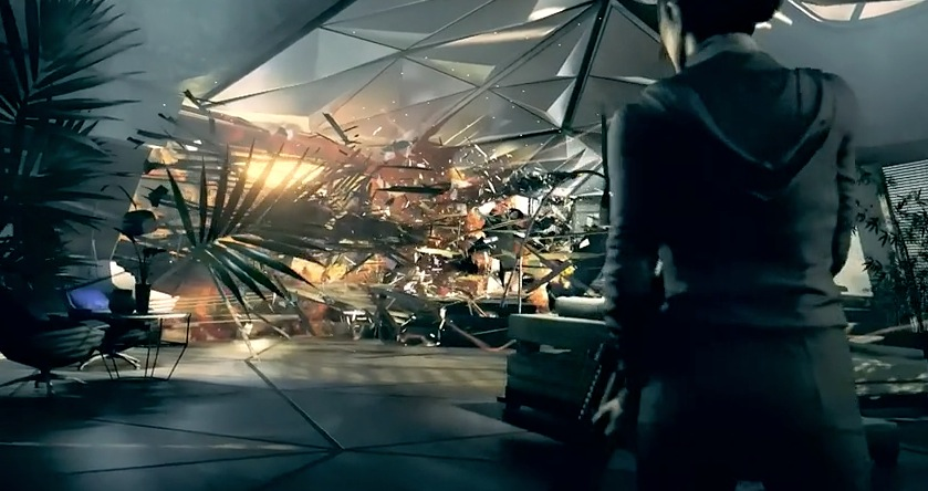 Quantum break - Time will never be the same again.