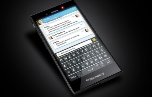 New phone Q20 brought to you by Blackberry