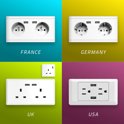 USB slots in plug sockets, FINALLY!